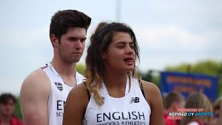 BEHIND THE SCENES OF THE ENGLISH SCHOOLS ATHLETICS CHAMPIONSHIPS 2017 || THE UNTOLD STORIES 2017 Video