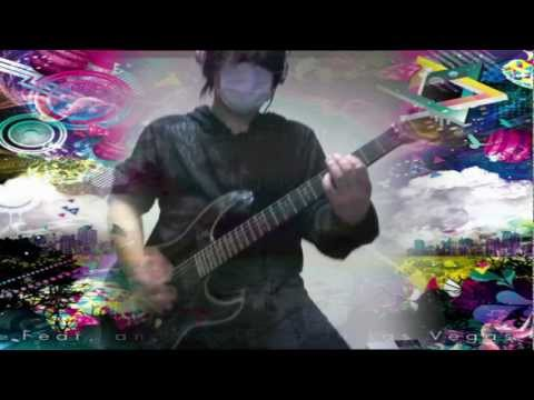 Fear,and loathing in Las VegasのScream Hard as You Canを弾いてみた