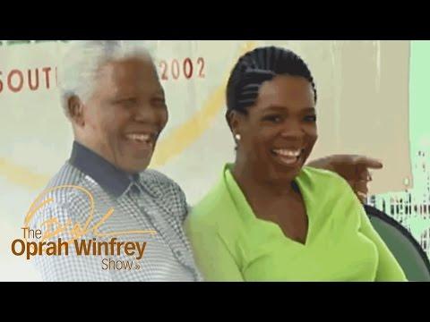 How Nelson Mandela Helped Inspire ChristmasKindness   The Oprah Winfrey Show   Oprah Winfrey Network