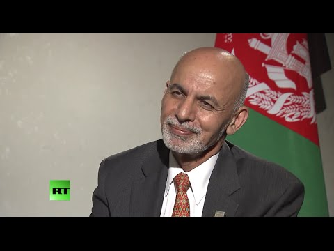 CR-ISIS OF STATE? Ft. Mohammad Ashraf Ghani, President of Afghanistan