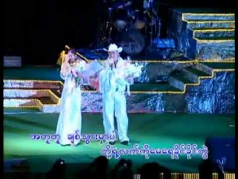 Myanmar Music Video   Soe Myat Nandar   Yan Aung   LIEV SHOW OF MOVIE ACTRESSES   YouTube