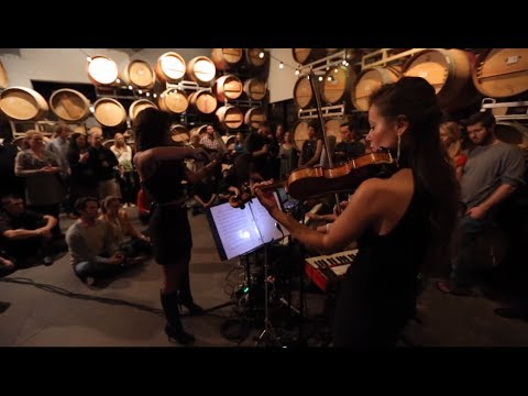 Future Of Forestry - Piano & Strings Sessions Live From Carruth Cellars (Preview)