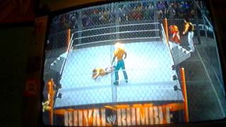 Jugemos a: WWE 13 (Cloo vs KilavignexX vs KL)