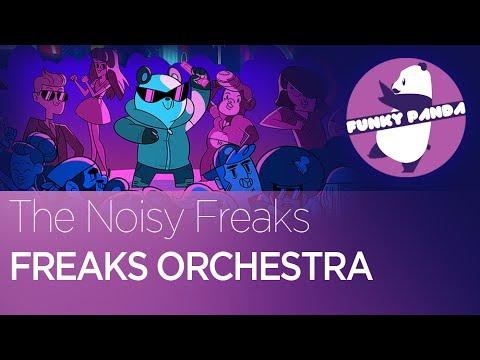 Electro Swing || The Noisy Freaks - Freaks Orchestra