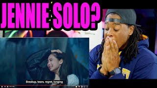 JENNIE - 'SOLO' M/V | Reaction!!!