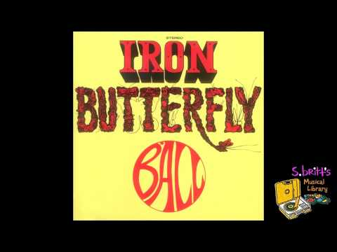 Клип Iron Butterfly - In The Crowds