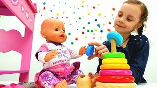 Кукла Беби бон Эмили - Видео игрушки для девочек
