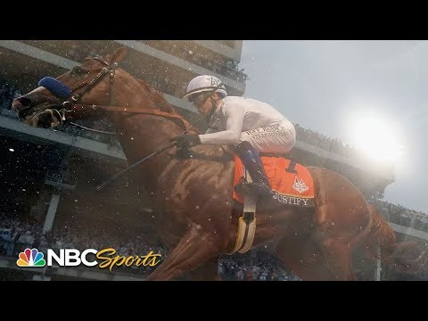 Inside Justify's 2018 Kentucky Derby Victory   Road To The Kentucky Derby Ep. 2   NBC Sports