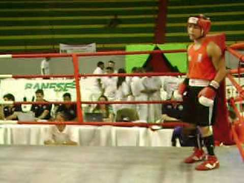 FINAL Adriano Cruz (SC) 9 x 5 Felipe Cardoso (PA)