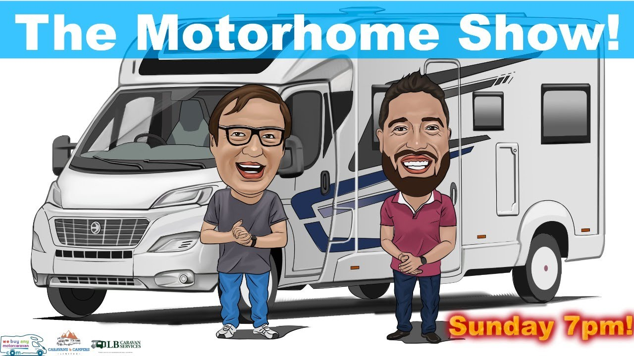 The Motorhome Show 11 - Camp Site's are Open (How Did It Go)