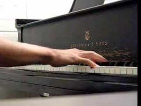 Avril Lavigne - Complicated, Piano Version