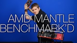 Amd Mantle Benchmarked With Battlefield 4 Ft. 290x, 260x, And Kaveri Apu - Tech Tips