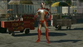 Marvel Heroes - Invincible Iron Man Trailer