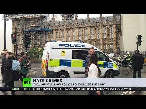 UK police might have to enforce wider definition of hate crimes