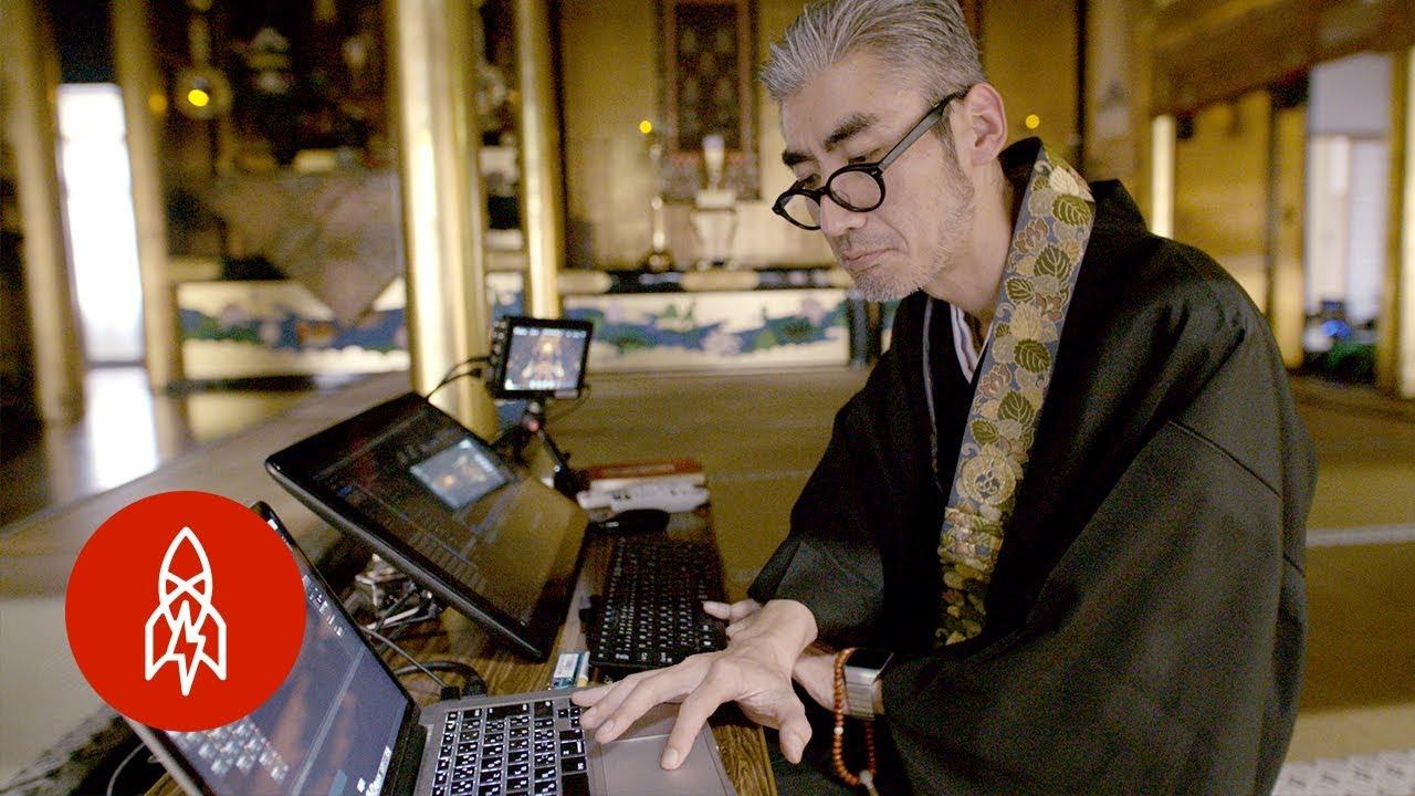 Japan's DJ Monk Spins the Holiest Beats