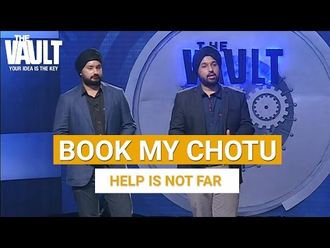 The Vault | Pitch - Book My Chotu