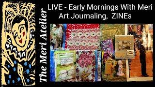Early Mornings With Meri, Art Stream