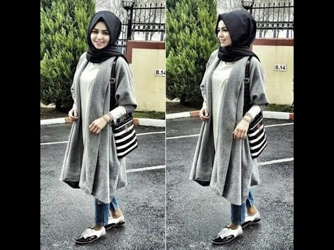 2016 Casual Hijab Fashion
