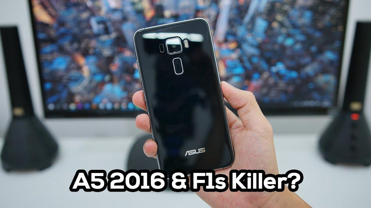 Asus Zenfone 3 ZE520KL Review Indonesia - Hampir Keren Semua!