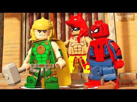 Lego Marvel Super Heroes 2: Os Vingadores do Mal