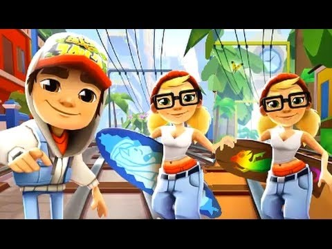 Play Subway Surfers Free Online