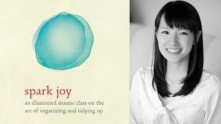 Konmari Your Life: Tidying Tips from Marie Kondo