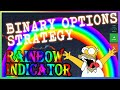 Rainbow - binary options - iq option - the rainbow 140$ in 180 seconds
