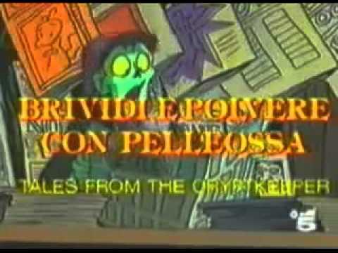 Sigle cartoni animati brividi e polvere con pelleossa youtube