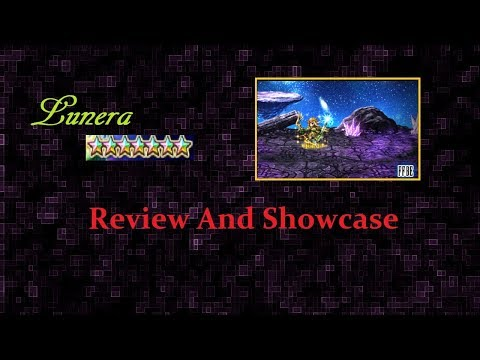 FFBE Lunera 7 Star Review and Showcase