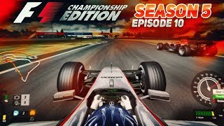 Lets Finish What We Started | F1 2006 Career Mode