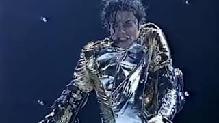 Michael Jackson - History Tour In Kuala Lumpur (October, 29th)
