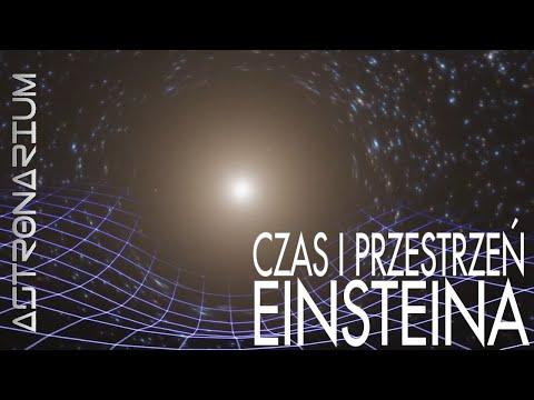 Czas i przestrzeń Einsteina - Astronarium #99