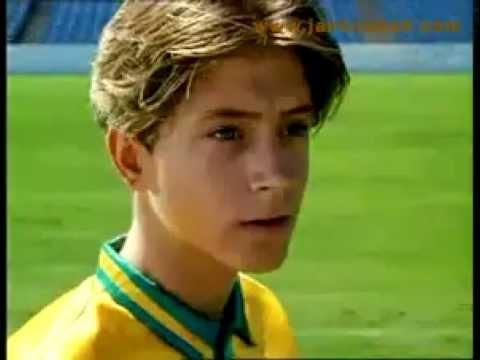 Adidas FIFA World Cup Predator Soccer Shoe Commercial 1994