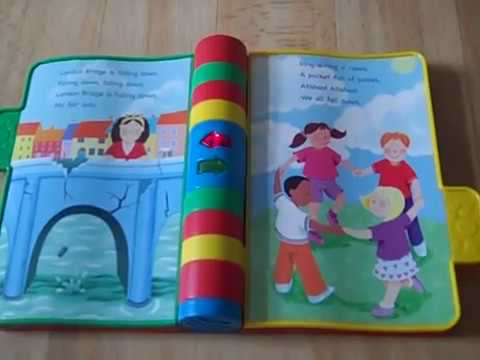 Poetry Books, Nursery Rhymes, & Song Books