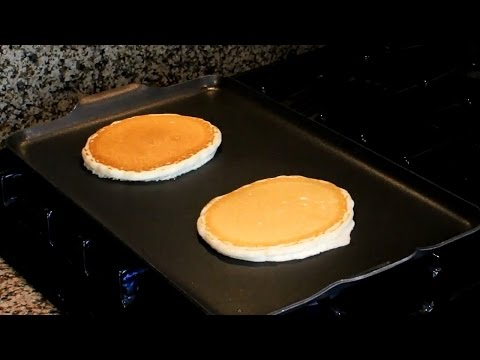 Delicious Easy Eggless Pancake Recipe