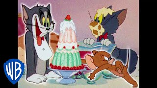 Tom & Jerry | So Much Food! | Classic Ca...
