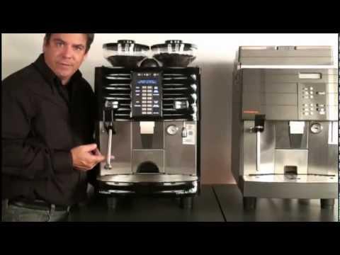 schaerer ambiente ps coffee art plus comparison youtube. Black Bedroom Furniture Sets. Home Design Ideas