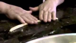 Making Greek Desserts- Koulourakia