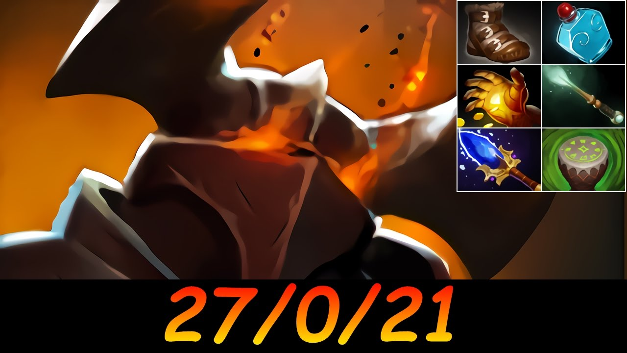 Dota 2 Chaos Knight 27021 KillDeathAssist Top MMR