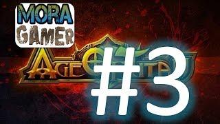 Age Of Titans  (Jugando)   Parte 3  #Mora Gamer En Español