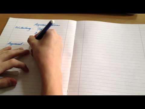 Argumentationsstruktur analysieren - Anleitung und Erklärung von YouTube · HD · Dauer:  3 Minuten 43 Sekunden  · 41.000+ Aufrufe · hochgeladen am 02.07.2012 · hochgeladen von HausaufgabenTV