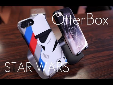 cheap for discount 946d9 8d367 OtterBox STAR WARS Edition Case - iPhone 7 / 8 & PLUS - Hands on Look!
