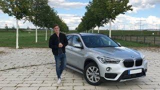 BMW X1 xDrive 20i 2017 Fahrbericht/Test Deutsch