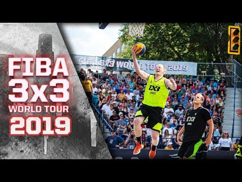 Piran V Vrbas |  FINAL - Full Game | FIBA 3x3 World Tour 2019 – Saskatoon Masters