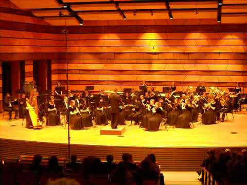 Fort Collins HS Symphonic Band at Colorado Band Association event