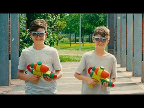 Nintendo Splatoon Splatter Shot Blasters Toy Commercial | Nintendo | JAKKS Pacific