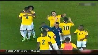 Paraguay vs Colombia 1-2 - Resumen - 15/Octubre/2013 - Eliminatorias Brasil 2014