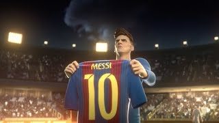 Best Animated Movie About Lionel Messi by Gatorade
