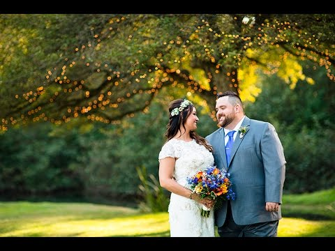 Green Gables Wedding Reception Somerset PA | Vallie and Nicholas