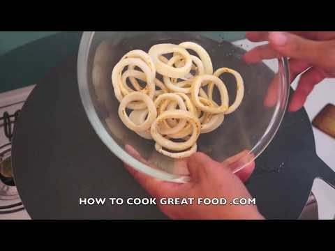 Grilled Squid - Lemon Squid - How To Cook Squid - Calamari - Easy Calamari Recipe